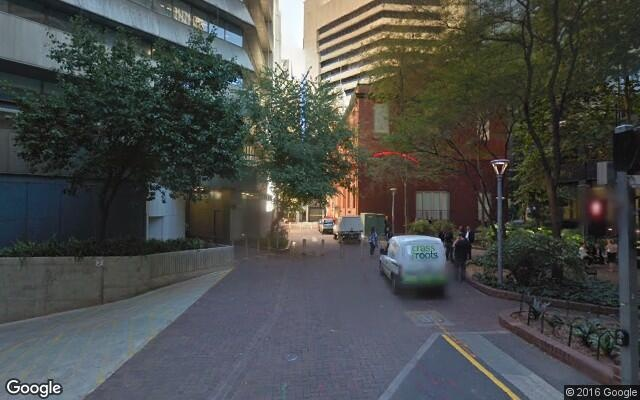 parking on Grenfell St in Adelaide