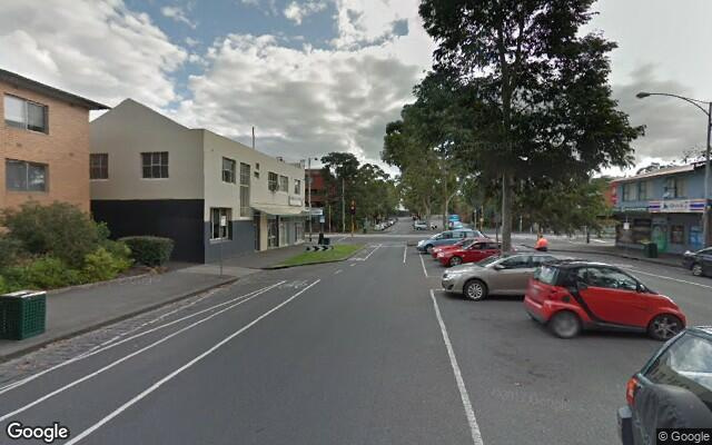 parking on Haines Street in North Melbourne VIC