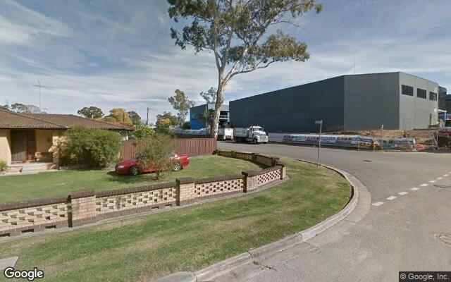 parking on Hamilton St in Riverstone NSW 2765