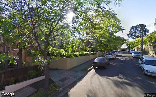 parking on Harriette Street in Neutral Bay NSW