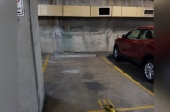 parking on Harris Street in Pyrmont