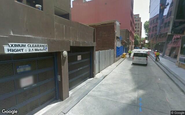 parking on Harris Street in Ultimo NSW