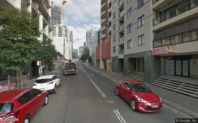 parking on Hassall Street in Parramatta NSW