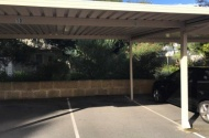 parking on hensman road in Shenton Park