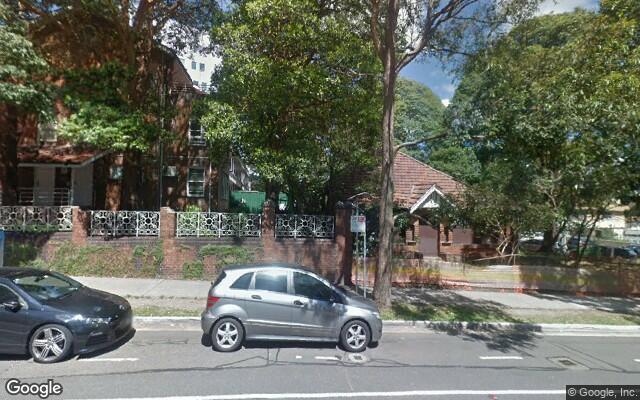 parking on Herbert Street in St Leonards NSW