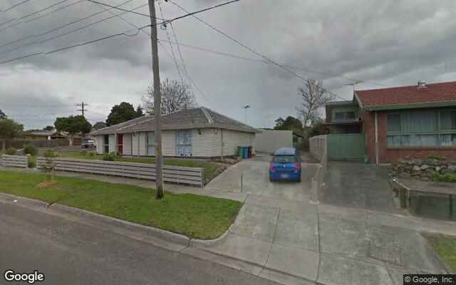 Parking Photo: Heyington Crescent  Noble Park North VIC  Australia, 33695, 111294