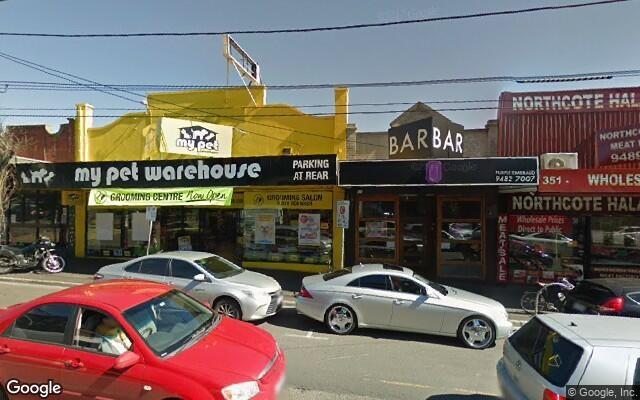 Parking Photo: High Street  Northcote VIC  Australia, 31403, 100689