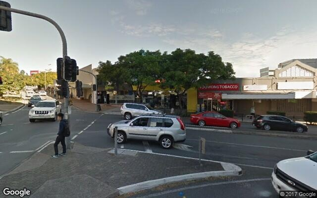 parking on High Street in Toowong