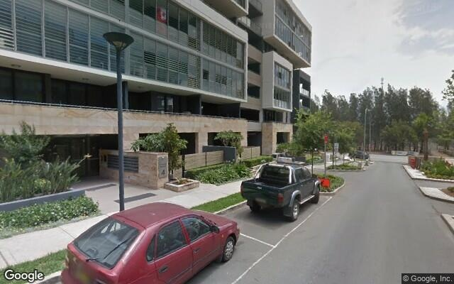 Parking Photo: Hill Road  Wentworth Point NSW  Australia, 32399, 108170