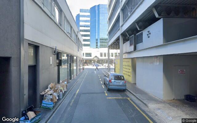 Indoor parking near Rundle Street
