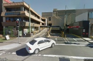 parking on Hollywood Avenue in Bondi Junction