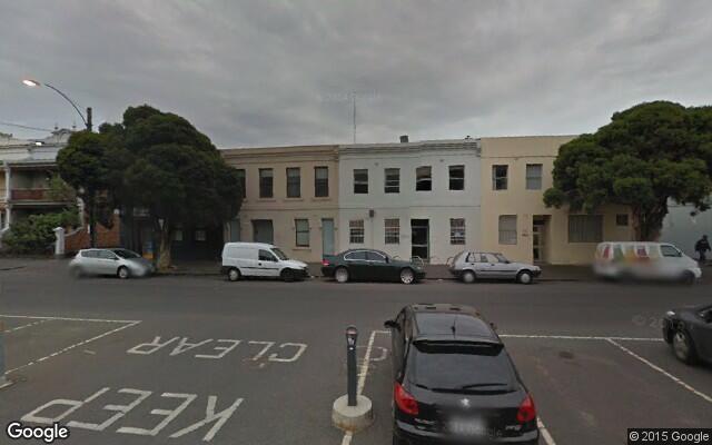 parking on Howard Street in North Melbourne