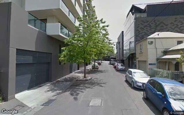 parking on Howard Street in Richmond VIC