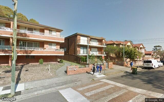parking on Hudson St in Hurstville NSW 2220