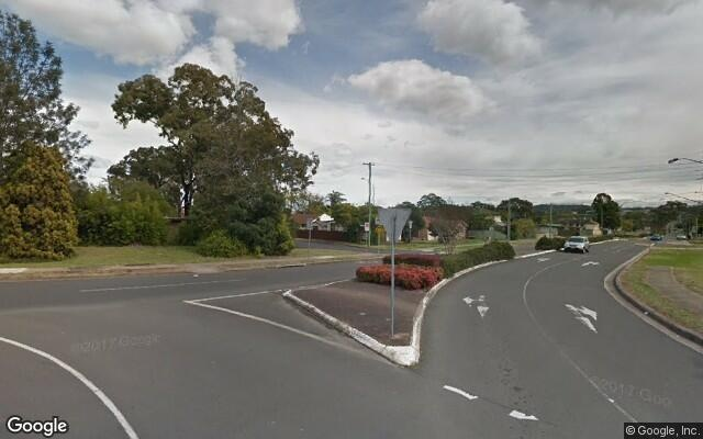 parking on Ingleburn in New South Wales
