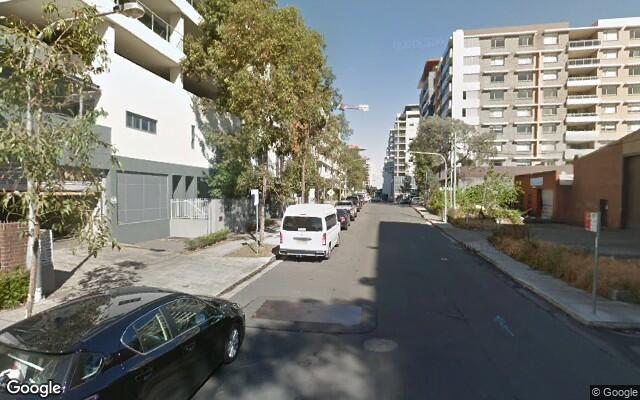 Parking Photo: John Street  Mascot NSW  Australia, 34436, 137728
