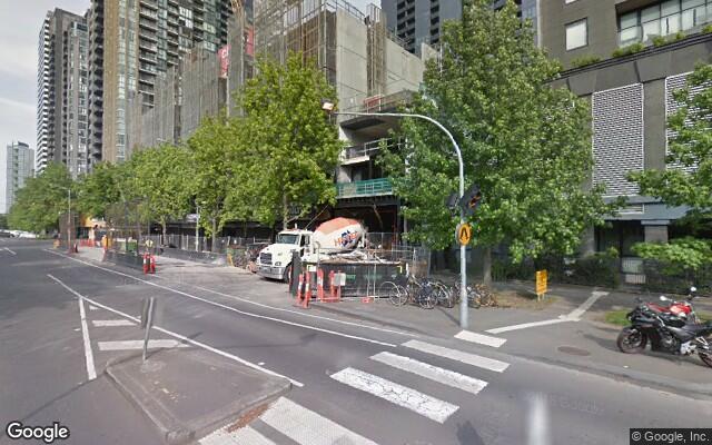 Parking Photo: Kavanagh St  Southbank VIC 3006  Australia, 35281, 122520