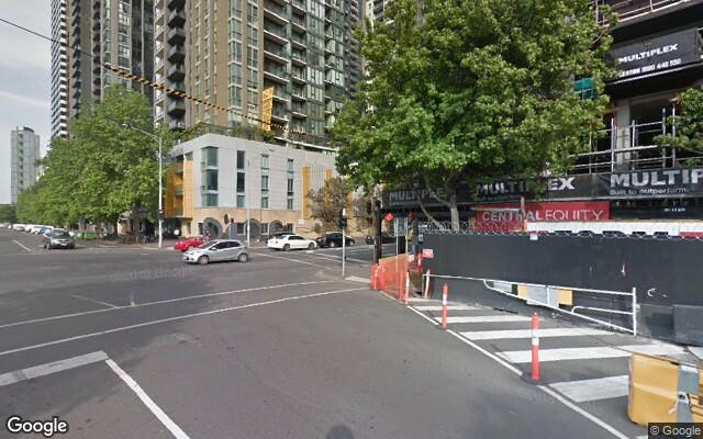 parking on Kavanagh St in Southbank VIC 3006