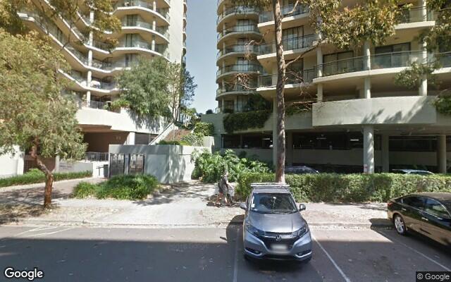 parking on Keats Ave in Rockdale NSW