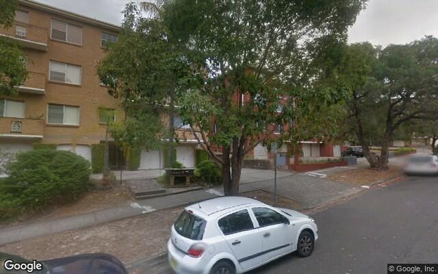 parking on King St in Kogarah NSW 2217