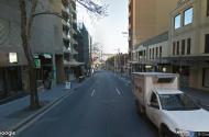 parking on King Street in Sydney NSW