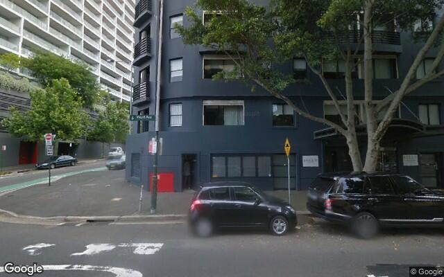 parking on Kings Cross Road in Rushcutters Bay NSW