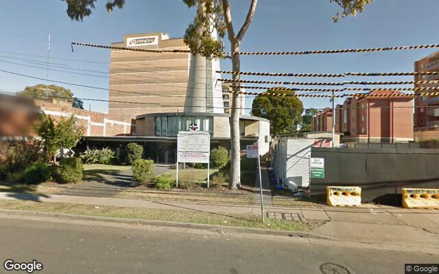 parking on Kitchener Parade in Bankstown NSW
