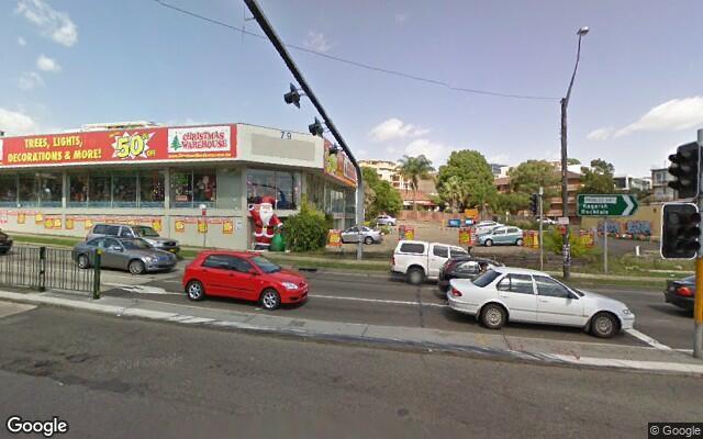 parking on Kogarah in NSW