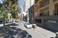 parking on La Trobe St in West Melbourne VIC 3003