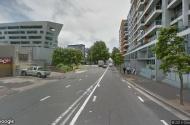 parking on Lachlan Street in Waterloo
