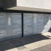 Lock up garage parking on Lennox Street in Richmond VIC