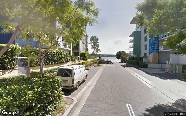 Parking Photo: Lewis Avenue  Rhodes NSW  Australia, 32174, 105937