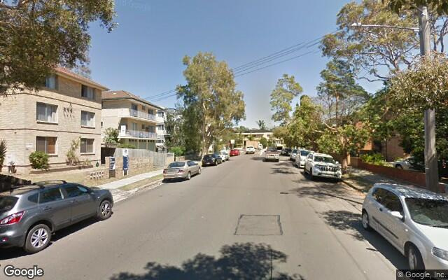 parking on Lismore Ave in Dee Why NSW 2099