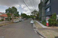 parking on Lorne Ave in Kensington NSW 2033