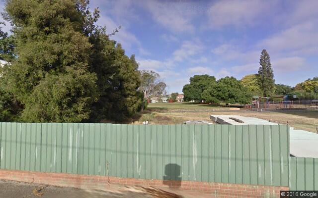 parking on Lyons Street North in Ballarat