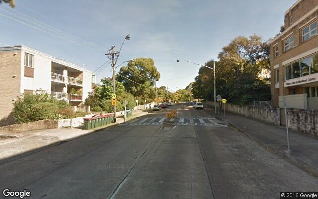 parking on Macpherson Street in Waverley