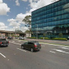 Open car garage  parking on Macquarie park in NSW
