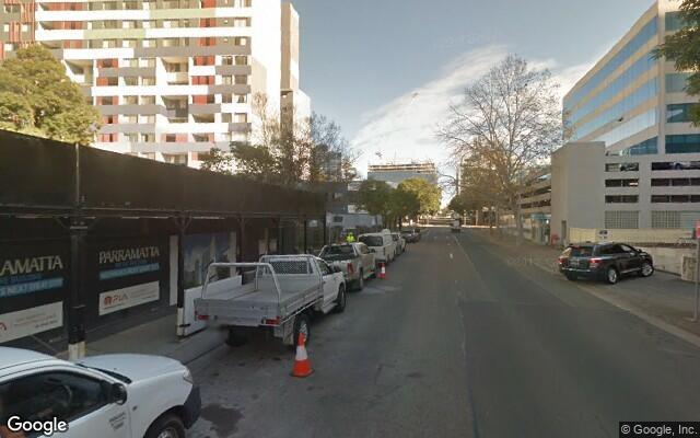 Parking Photo: Macquarie Street  Parramatta NSW  Australia, 31860, 103753