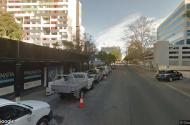 parking on Macquarie Street in Parramatta