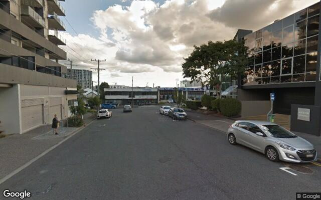 parking on Mallon Street in Bowen Hills Queensland