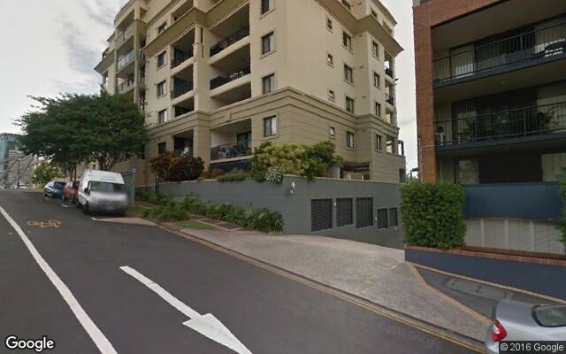 parking on Malt Street in Fortitude Valley