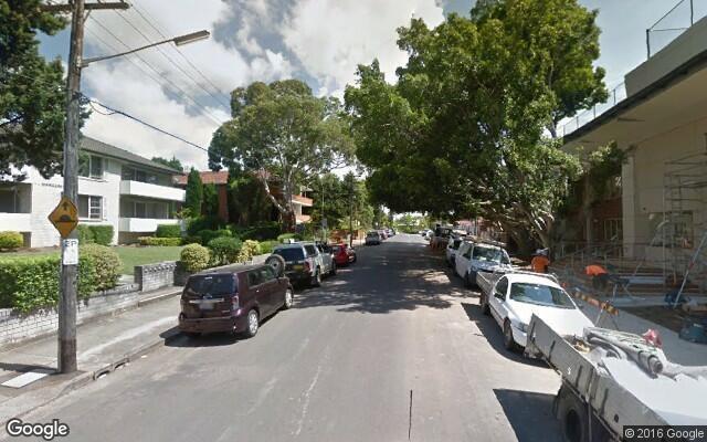 parking on Margaret Street in Strathfield