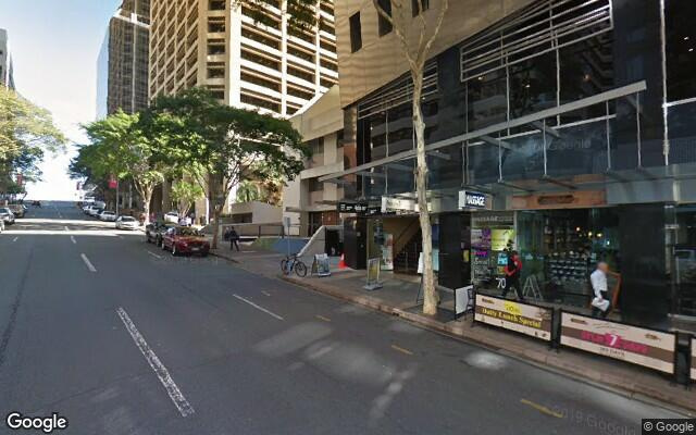 parking on Mary Street in Brisbane City QLD