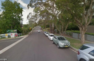 parking on McIntyre St in Gordon NSW 2072