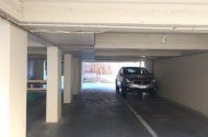 parking on Mona Place in South Yarra
