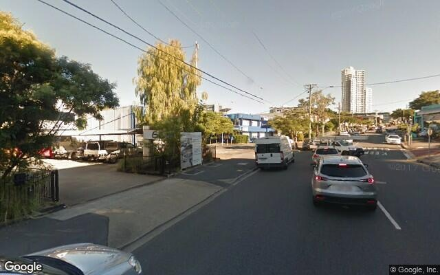 parking on Montpelier Road in Fortitude Valley QLD