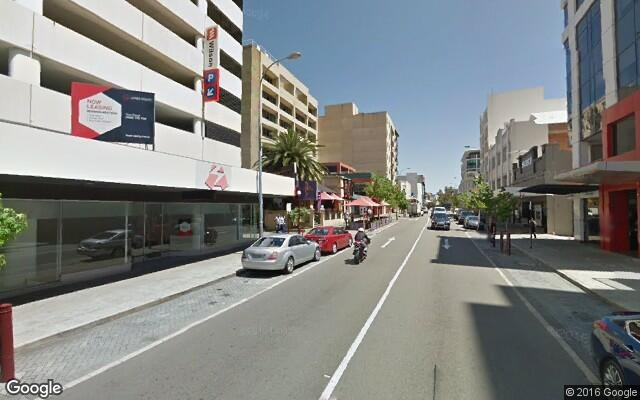 parking on murray street in perth