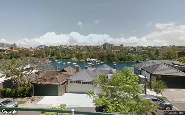 parking on Musgrave Street in Mosman NSW