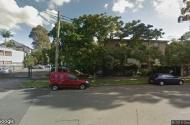 parking on Newton Street in Alexandria