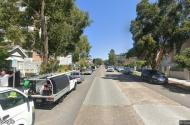 parking on O'brien Street in Bondi Beach New South Wales